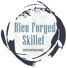 Bleu Forged Skillet